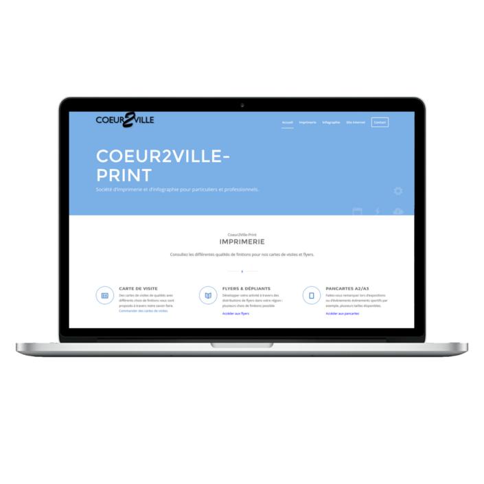 Coeur2Ville Print